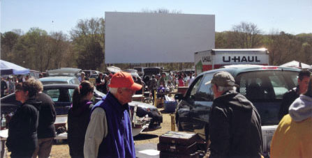 Mansfield Drive-In and Flea Market