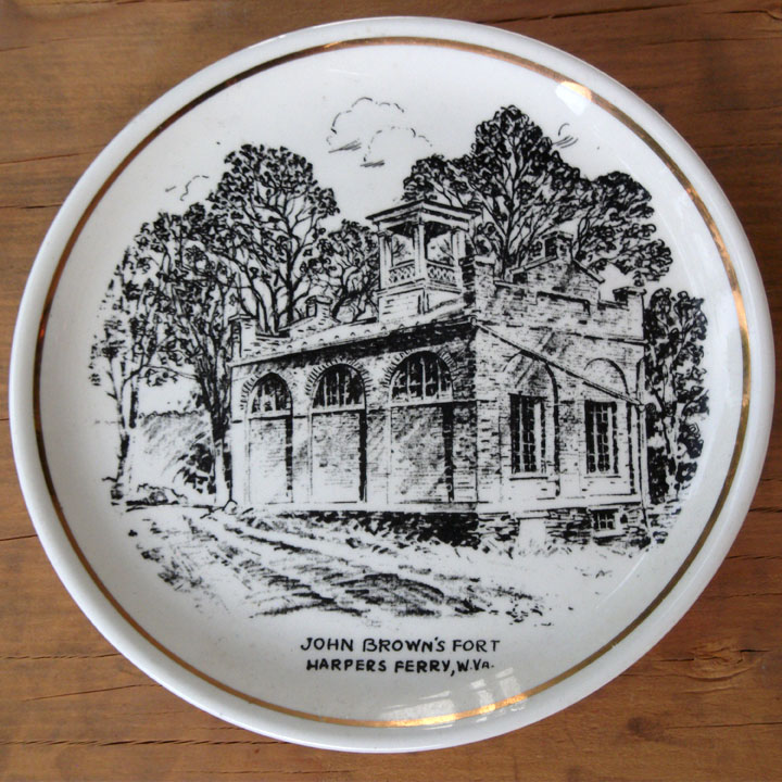 Jonn Brown's Fort Plate