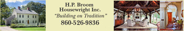 H.P. Broom, Housewright - Building on Tradition